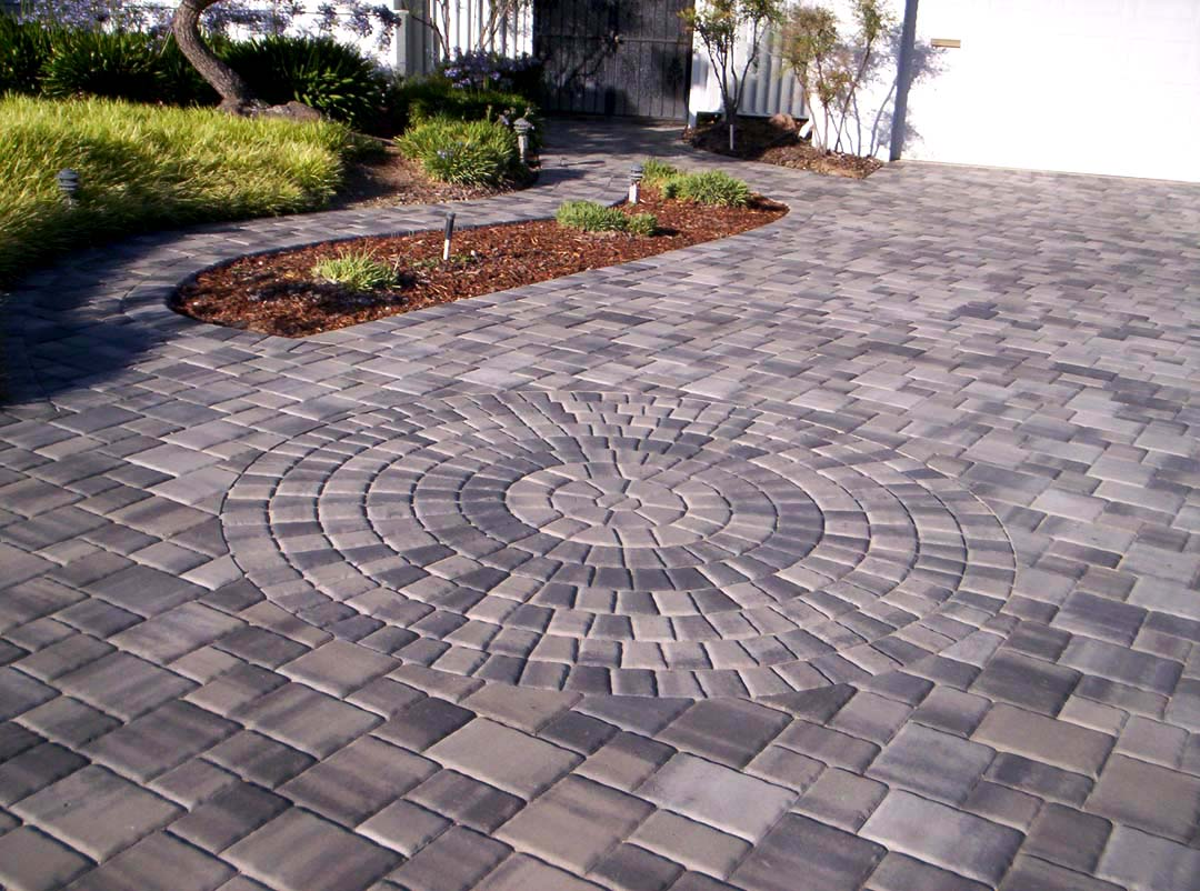 Paver Stone Color And Pattern Options Color Pattern Amp Designs