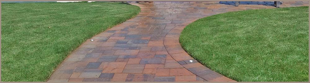 Paver Stones - Paving Stone Walkway