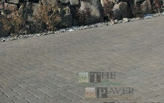Paver Stone Driveway Design