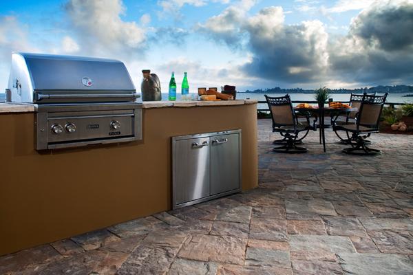 Modular Outdoor Kitchens Greater Sacramento Ca