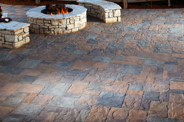 enjoy the outdoors with patio pavers and custom paver stone applications - Paver Stone Patio