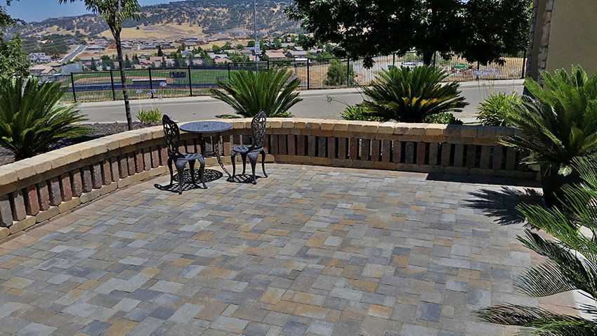 Benefits of Concrete Pavers - Patio Pavers