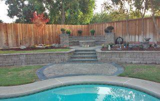 Benefits of Concrete Pavers - Pool Deck