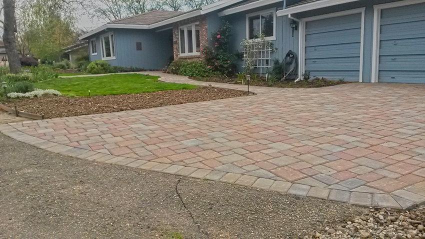 Driveway Paver Stones Roseville, CA