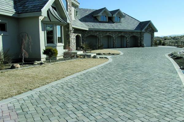 Driveway Paver Stones