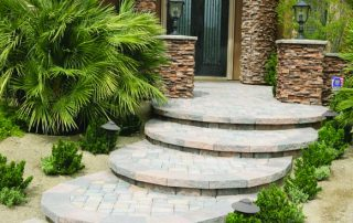 Walkway Pavers in Sacramento