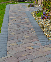 Paver Stone Walkways