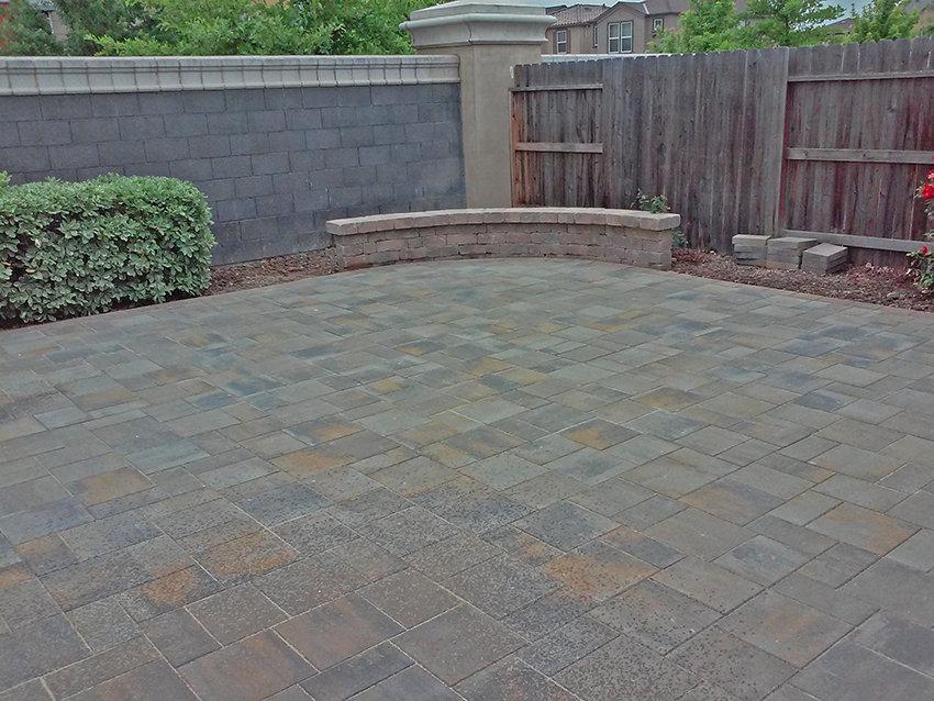 Benefits of Concrete Pavers - Patio Pavers