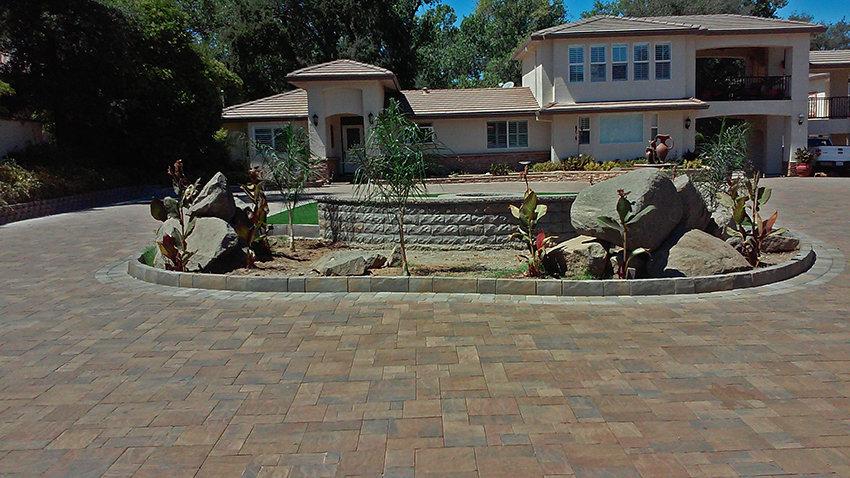 Driveway Pavers Folsom, CA