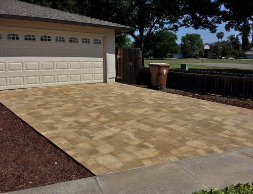 Driveway Paver Stones in Folsom